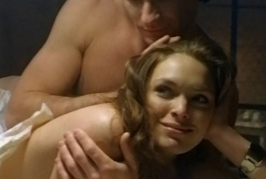 могилевская порно голая