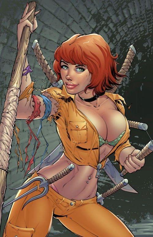 avengers girls nude