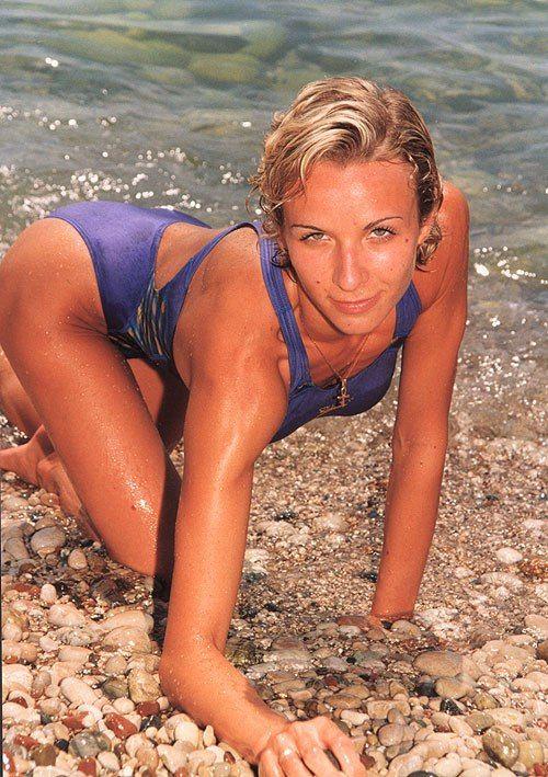 Порно фото ирины турчинской