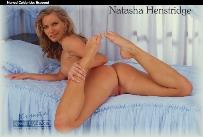 наташа хенстридж видео эротическое